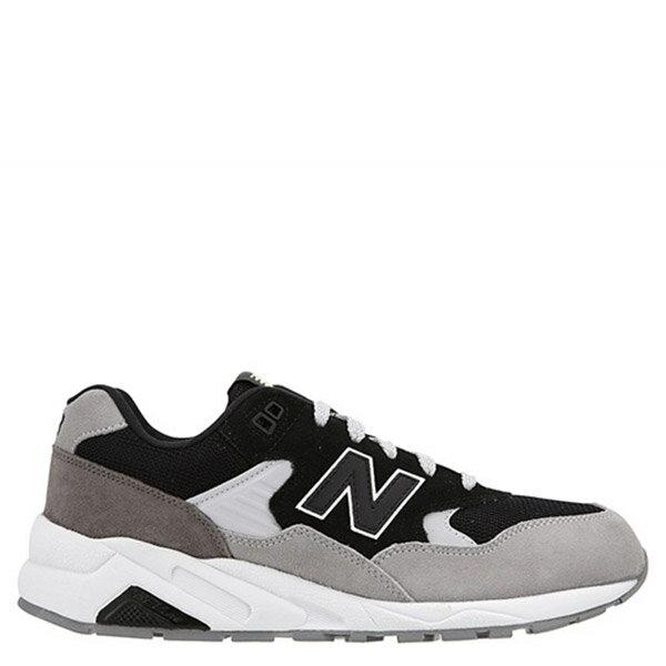 【EST S】New Balance MRT580LF 麂皮 網布 復古 慢跑鞋 男鞋 黑灰 G1018 0