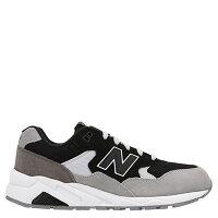 New Balance 美國慢跑鞋/跑步鞋推薦【EST S】NEW BALANCE MRT580LF 麂皮 網布 復古 慢跑鞋 男鞋 黑灰 G1018