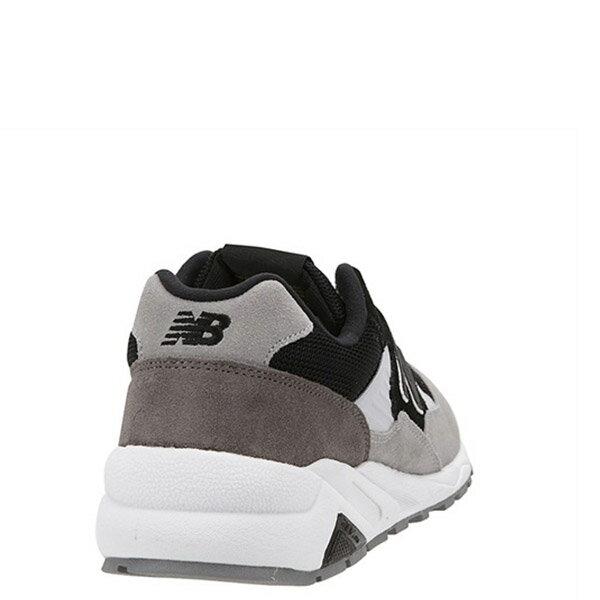 【EST S】New Balance MRT580LF 麂皮 網布 復古 慢跑鞋 男鞋 黑灰 G1018 3