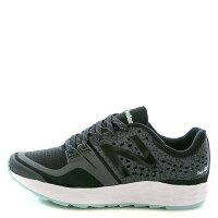New Balance 美國慢跑鞋/跑步鞋推薦【EST S】New Balance WVNGOBK D楦 緩震穩定型跑鞋 黑白反光 女鞋 G1125
