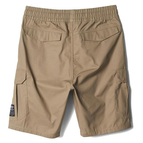 【EST S】ADIDAS JOGGER CARGO SHORTS S19137 多口袋 短褲 五分褲 卡其 G0818 1
