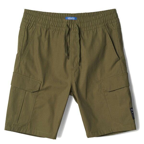 【EST S】Adidas Jogger Cargo Shorts S19138 多口袋 短褲 五分褲 墨綠 G0818 0