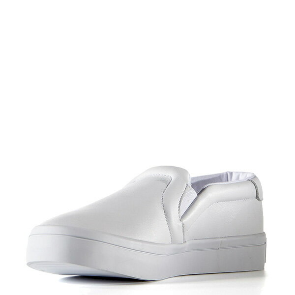 【EST S】ADIDAS WMNS COURTVANTAGE SLIP ON S75166 皮革 懶人鞋 女鞋 白 G0818 3