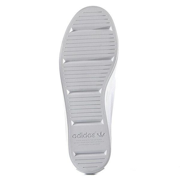 【EST S】ADIDAS WMNS COURTVANTAGE SLIP ON S75172 帆布 懶人鞋 女鞋 白 G1018 2