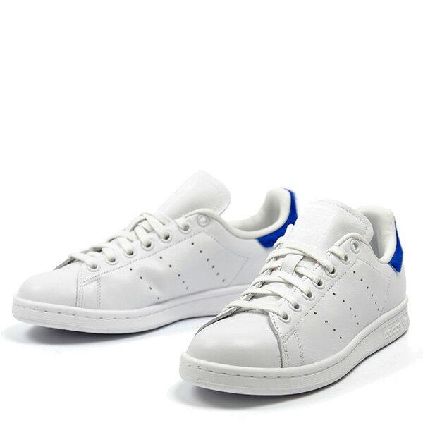 【EST S】Adidas Stan Smith S75559 史密斯 皮革 馬毛 休閒鞋 女鞋 白藍 G0818 3
