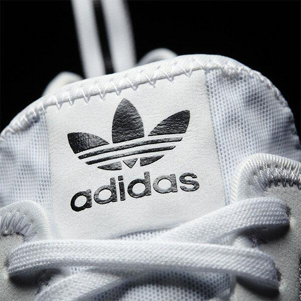 【EST S】Adidas Originals Zx Flux Adv Sl S76556 網布 無縫線 慢跑鞋 男女鞋 白 G1018 5