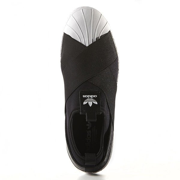 【EST S】Adidas Originals Superstar Slip On S81337 繃帶鞋 女鞋 黑白 G1018 1