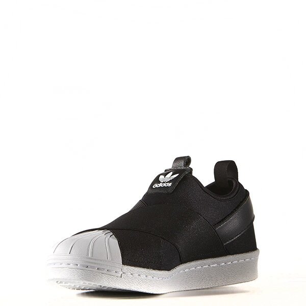 【EST S】Adidas Originals Superstar Slip On S81337 繃帶鞋 女鞋 黑白 G1018 3