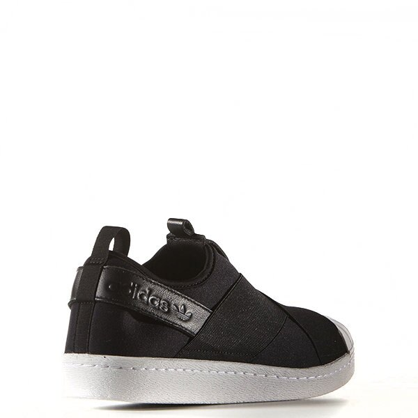 【EST S】Adidas Originals Superstar Slip On S81337 繃帶鞋 女鞋 黑白 G1018 4