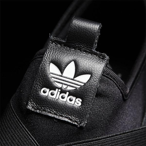 【EST S】Adidas Originals Superstar Slip On S81337 繃帶鞋 女鞋 黑白 G1018 5