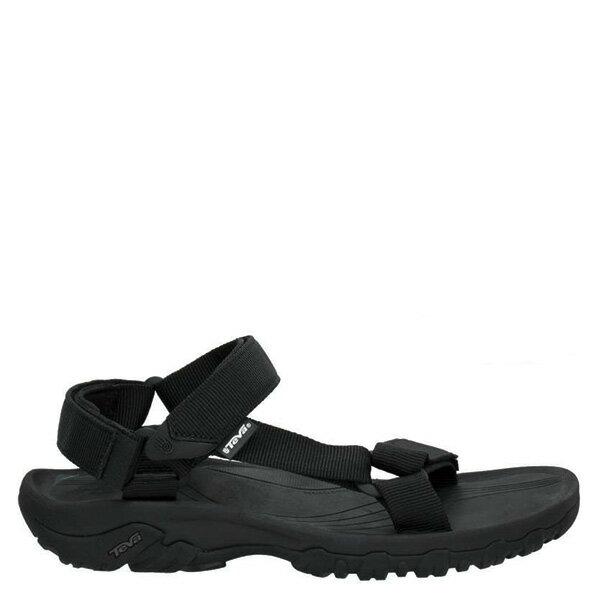 【EST S】TEVA HURRICANE TV4156BLK 運動 水陸 避震 織帶 涼鞋 男鞋 黑 G0722 1