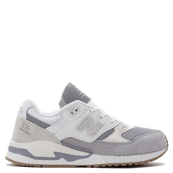 【EST S】NEW BALANCE W530AB 麂皮 網布 膠底 復古 慢跑鞋 女鞋 灰 G1018 0