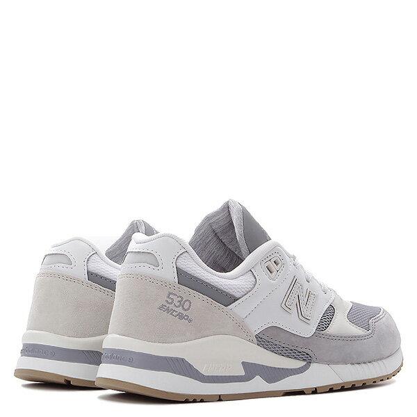 【EST S】NEW BALANCE W530AB 麂皮 網布 膠底 復古 慢跑鞋 女鞋 灰 G1018 2