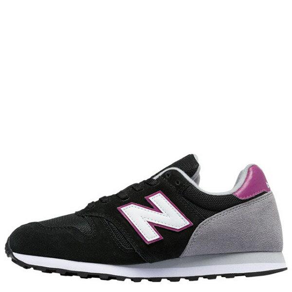 【EST S】NEW BALANCE WL373PN 麂皮 網布 復古 慢跑鞋 女鞋 黑灰 G1018 0