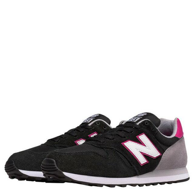 【EST S】New Balance WL373PN 麂皮 網布 復古 慢跑鞋 女鞋 黑灰 G1018 1