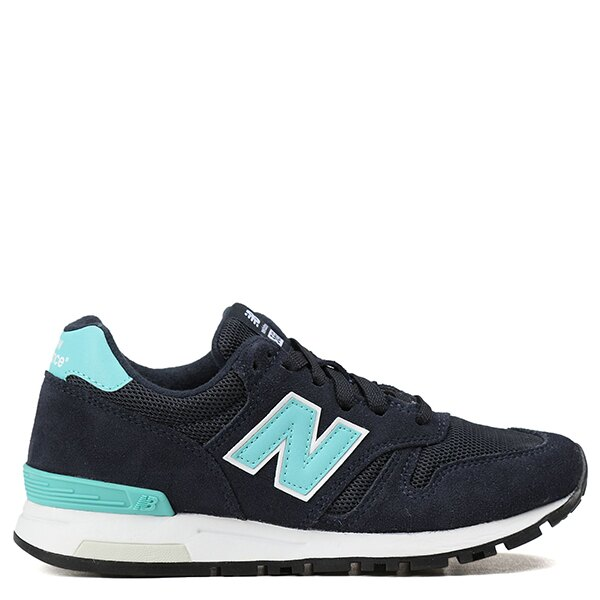 【EST S】NEW BALANCE WL565PN 麂皮復古 慢跑鞋 女鞋 B楦 藍綠 G1018 1