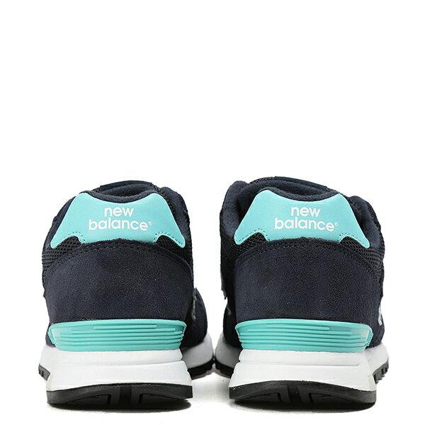 【EST S】NEW BALANCE WL565PN 麂皮復古 慢跑鞋 女鞋 B楦 藍綠 G1018 3