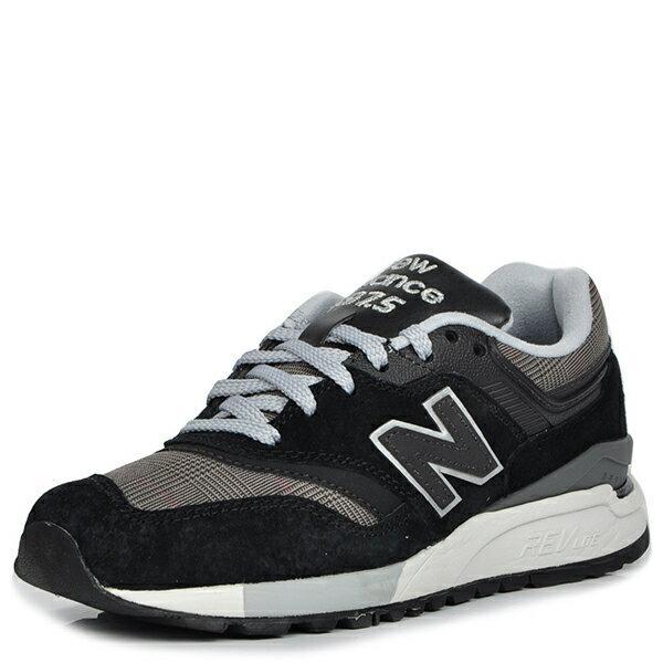 【EST S】New Balance WL997HWB 英倫風 復古 慢跑鞋 女鞋 黑灰格紋 G1018 1