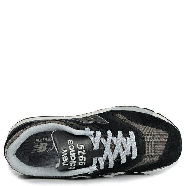 【EST S】NEW BALANCE WL997HWB 英倫風 復古 慢跑鞋 女鞋 黑灰格紋 G1018 2