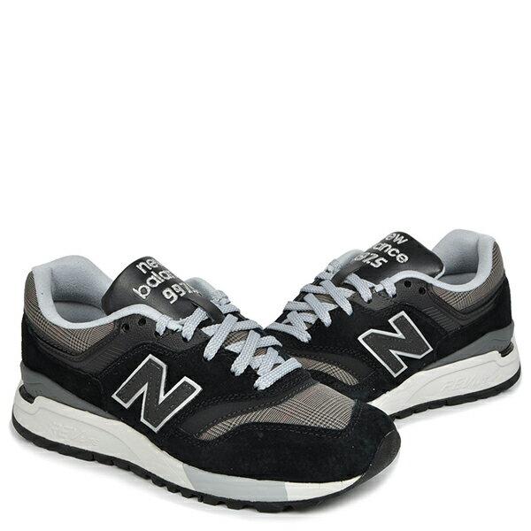 【EST S】NEW BALANCE WL997HWB 英倫風 復古 慢跑鞋 女鞋 黑灰格紋 G1018 3