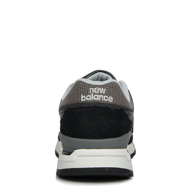 【EST S】NEW BALANCE WL997HWB 英倫風 復古 慢跑鞋 女鞋 黑灰格紋 G1018 4