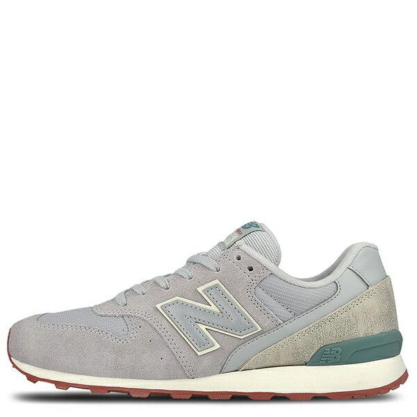 【EST S】New Balance WR996CCA 麂皮復古 慢跑鞋 女鞋 灰綠卡其 G1018 0