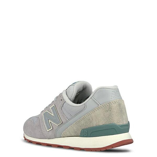 【EST S】New Balance WR996CCA 麂皮復古 慢跑鞋 女鞋 灰綠卡其 G1018 3