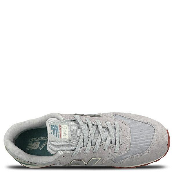 【EST S】New Balance WR996CCA 麂皮復古 慢跑鞋 女鞋 灰綠卡其 G1018 4