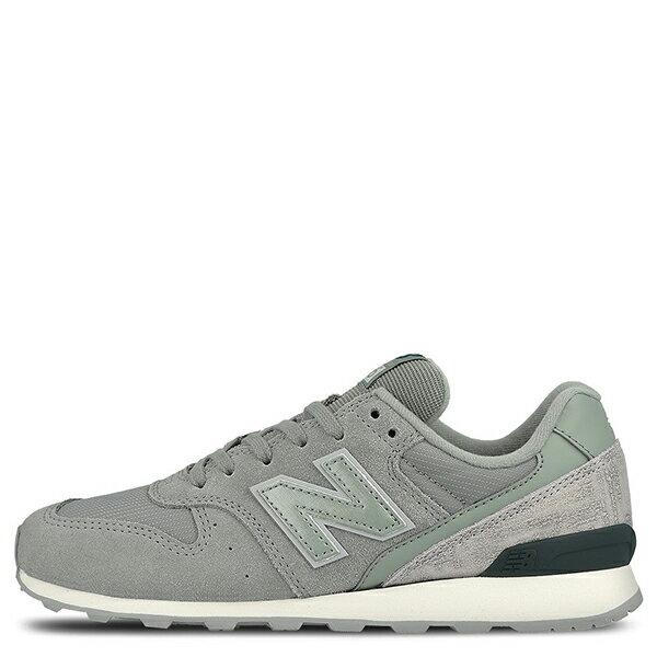 【EST S】New Balance WR996CCC 麂皮復古 慢跑鞋 女鞋 綠 軍綠 灰 G1018 0