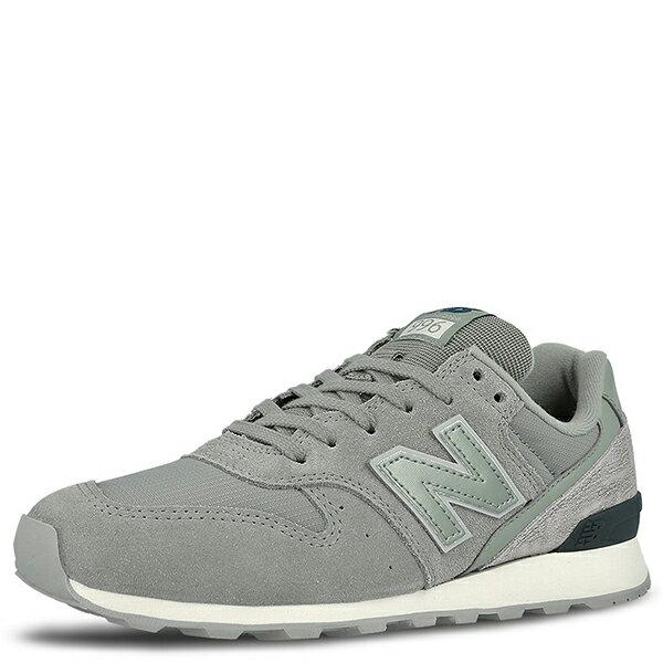 【EST S】New Balance WR996CCC 麂皮復古 慢跑鞋 女鞋 綠 軍綠 灰 G1018 3