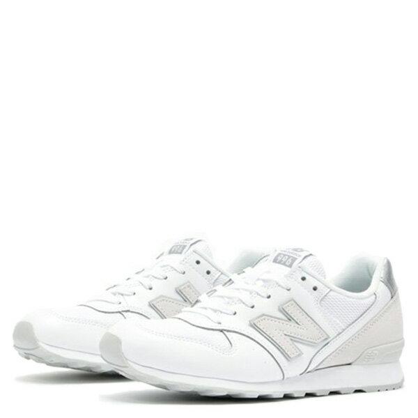 【EST S】NEW BALANCE WR996HP 珍珠皮革 麂皮 復古 慢跑鞋 女鞋 白 [NB-SPO-WR996HP] G0224 1