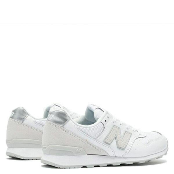 【EST S】NEW BALANCE WR996HP 珍珠皮革 麂皮 復古 慢跑鞋 女鞋 白 [NB-SPO-WR996HP] G0224 2