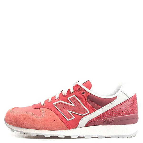 【EST S】New Balance WR996IA 麂皮 反光 復古 慢跑鞋 女鞋 紅 G1018 0