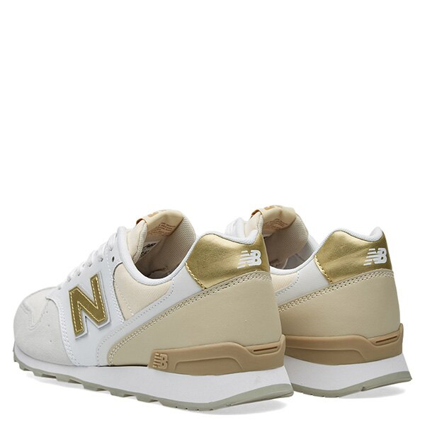 【EST S】New Balance WR996IE 麂皮 反光 復古 慢跑鞋 女鞋 白 G1018 2