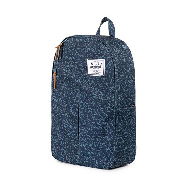【EST】HERSCHEL PARKER 斜拉鍊 15吋電腦包 後背包 水波 藍 [HS-0003-751] F0810 2