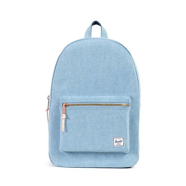 【EST】HERSCHEL SETTLEMENT 15吋電腦包 後背包 帆布 藍 [HS-0005-744] F0810 0