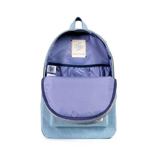 【EST】HERSCHEL SETTLEMENT 15吋電腦包 後背包 帆布 藍 [HS-0005-744] F0810 1