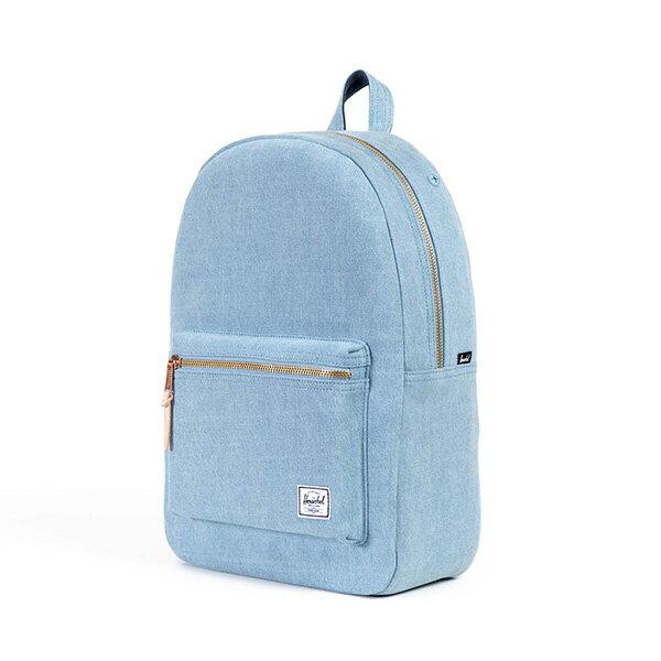 【EST】HERSCHEL SETTLEMENT 15吋電腦包 後背包 帆布 藍 [HS-0005-744] F0810 2