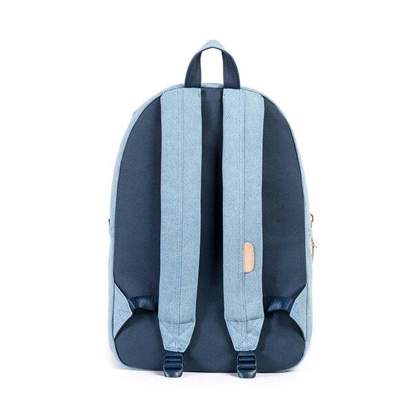 【EST】HERSCHEL SETTLEMENT 15吋電腦包 後背包 帆布 藍 [HS-0005-744] F0810 3