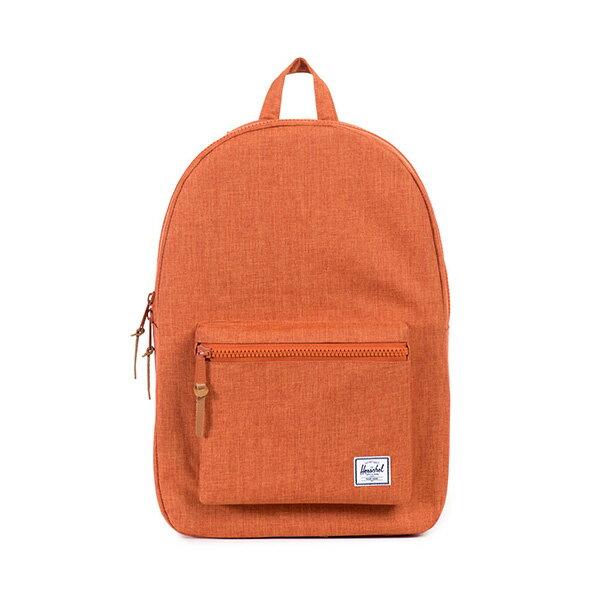 【EST】HERSCHEL SETTLEMENT 15吋電腦包 後背包 橘 [HS-0005-759] F0810 0