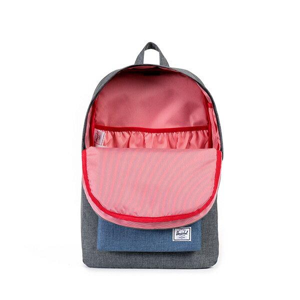 【EST】HERSCHEL HERITAGE 豬鼻 15吋電腦包 後背包 灰藍 [HS-0007-750] F0810 1