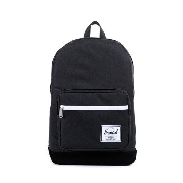 【EST】HERSCHEL POP QUIZ 15吋電腦包 後背包 麂皮 黑 [HS-0011-442] F0810 0