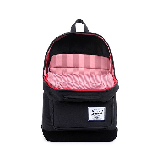 【EST】HERSCHEL POP QUIZ 15吋電腦包 後背包 麂皮 黑 [HS-0011-442] F0810 1