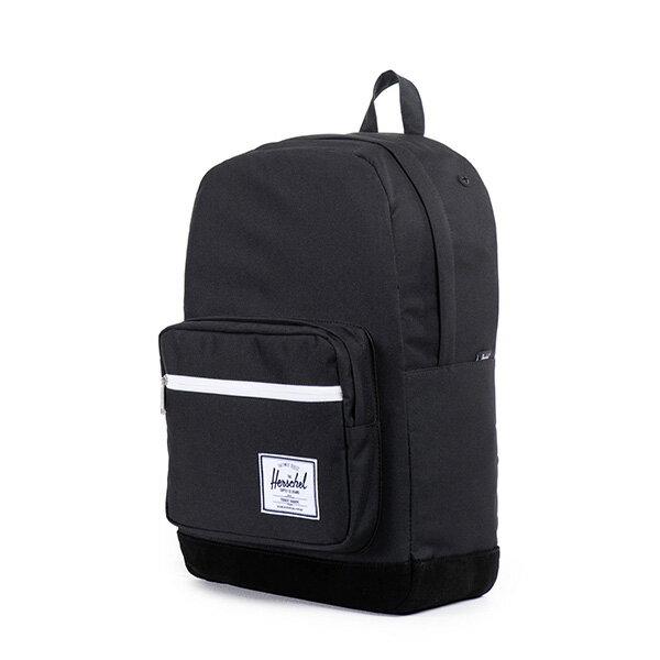 【EST】HERSCHEL POP QUIZ 15吋電腦包 後背包 麂皮 黑 [HS-0011-442] F0810 2