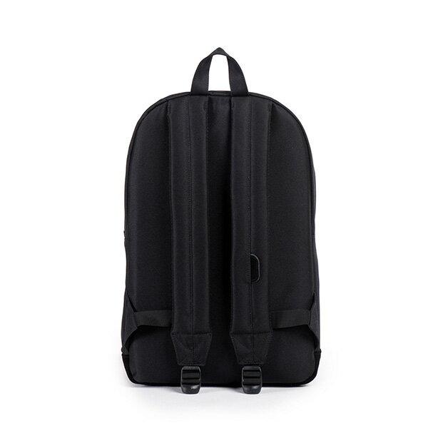 【EST】HERSCHEL POP QUIZ 15吋電腦包 後背包 麂皮 黑 [HS-0011-442] F0810 3