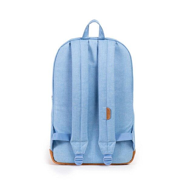 【EST】HERSCHEL POP QUIZ 15吋電腦包 後背包 麂皮 淺藍 [HS-0011-627] F0810 3