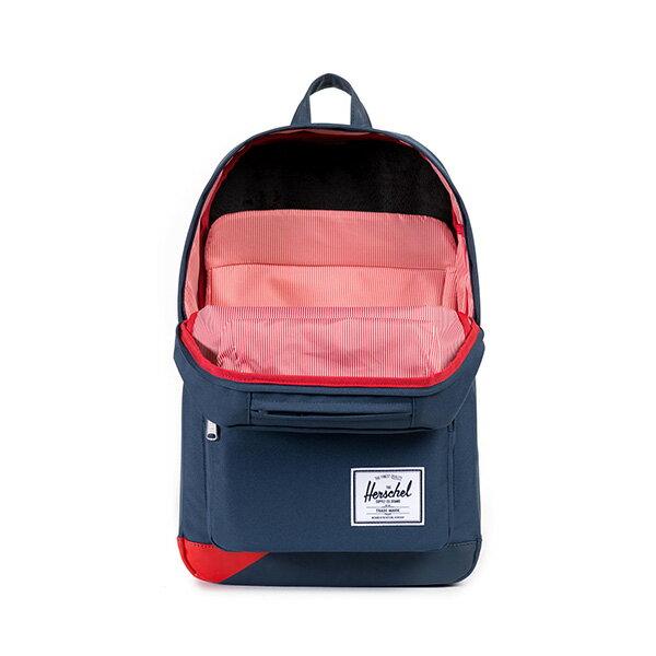 【EST】HERSCHEL POP QUIZ 15吋電腦包 後背包 拚色 藍紅 [HS-0011-764] F0810 1