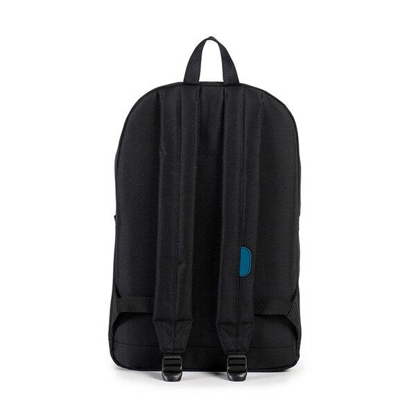 【EST】HERSCHEL POP QUIZ 15吋電腦包 後背包 拚色 黑藍 [HS-0011-869] F1019 3