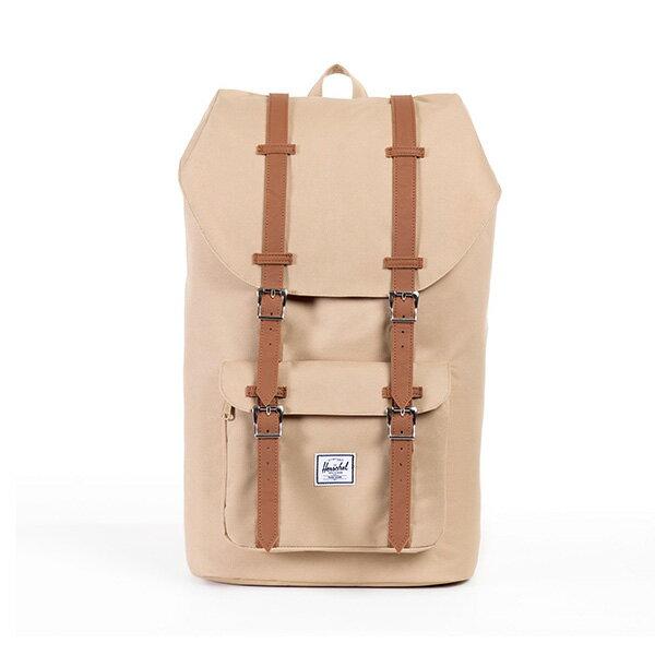 【EST】HERSCHEL LITTLE AMERICA 15吋電腦包 後背包 卡其 [HS-0014-012] F0810 0