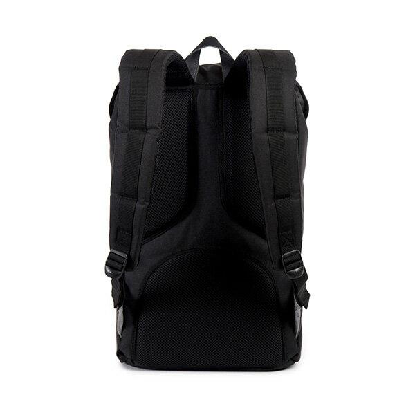 【EST】HERSCHEL LITTLE AMERICA 15吋電腦包 後背包 黑灰 [HS-0014-726] F0810 3